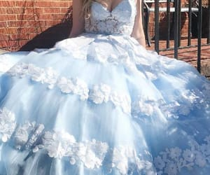 dresses, clothes, and prom dresses image