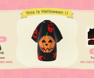 animal crossing, Halloween, and outfit ac image