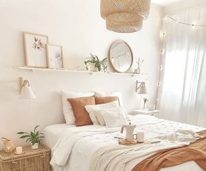 beige, inspiration, and white image
