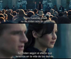 frases, pelicula, and thg image