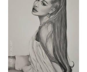 artwork, pencil drawing, and sketching image