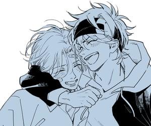 anime, anime boy, and reki kyan image