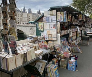 books, france, and magazine image