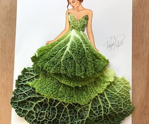 3d fashion illustration image