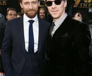 benedict cumberbatch and tom hiddleston image