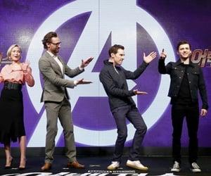 Avengers, benedict cumberbatch, and tom holland image