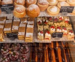 bake, bakery, and dessert image
