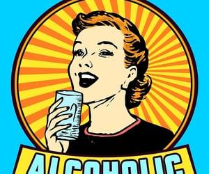 alcoholic, booze, and liquor image