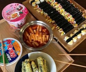 ramen, aesthetic, and food image