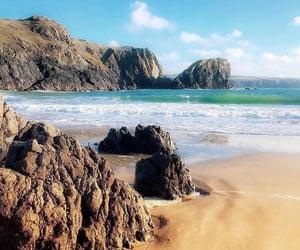 sand, beach, and nature image