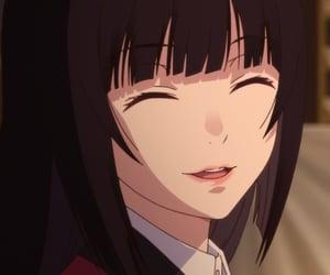 anime, anime girl, and jabami yumeko image
