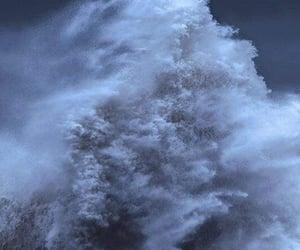 ocean, sea, and ocean storm image