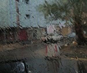 arabic, rain, and streets image
