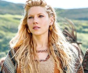 aesthetic, kattegat, and style dress accessories image