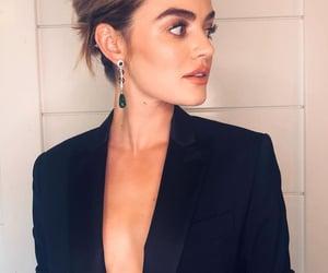 lucy hale, beautiful, and fashion image