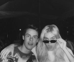 chris, skam, and couple image