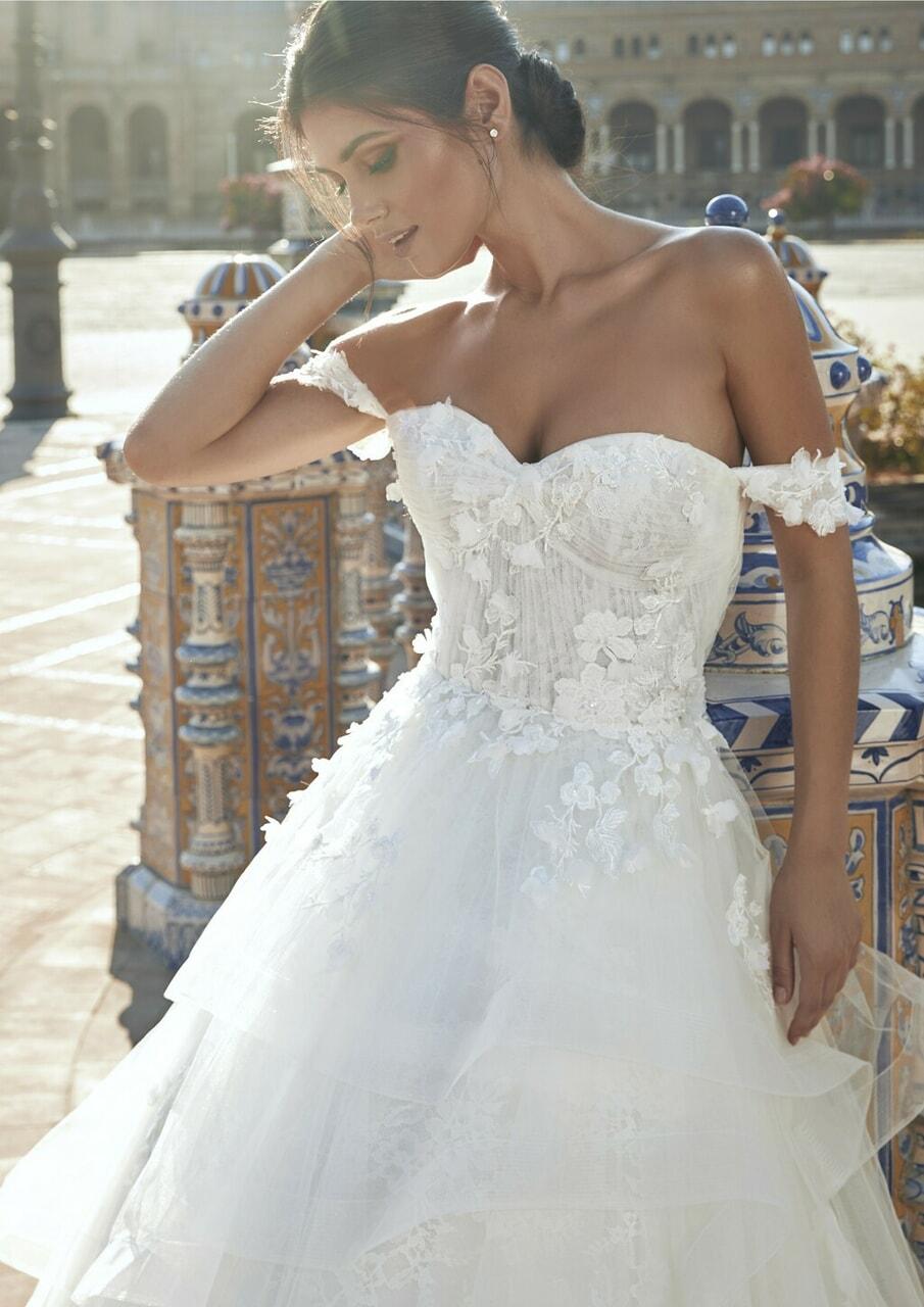 belleza, boda, and elegancia image