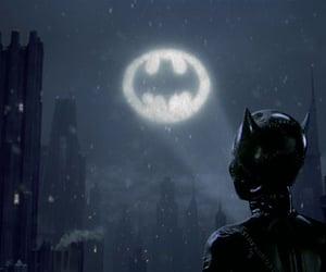 1992, 90s, and batman image