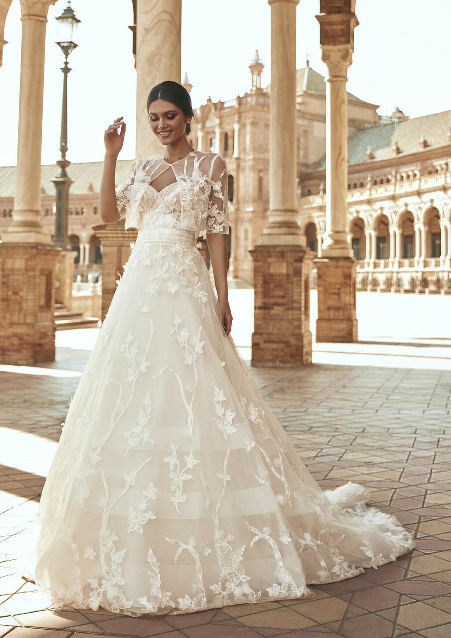 wedding, elegancia, and moda image