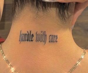 chain and tattoo image