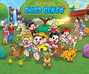 brasil, drawing, and chico bento image