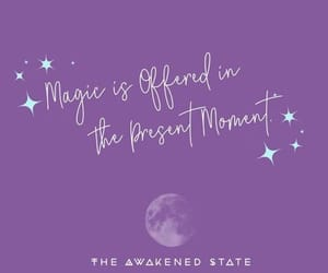 magic and the present moment image