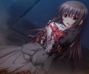 anime, Psycho, and lovesick image