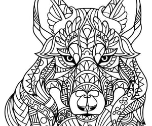 coloring, svg, and vector image