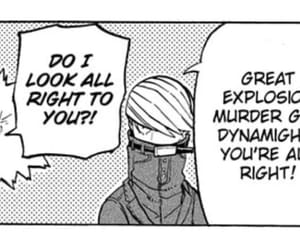 manga, my hero academia, and mha image