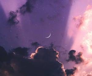 nigth, sky, and wallpaper image