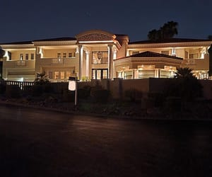 lighting, luxury living, and curb appeal image