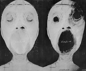 archive, dark mind, and dark image