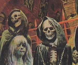 academia, black, and vampire image