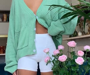 aesthetics, chic, and outfit image