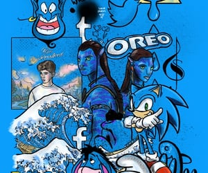 smurfs, twitter, and h96h image
