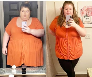 weight loss, lose weight, and tranformation image