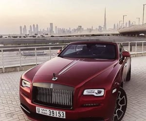 burgundy, cars, and money image