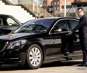 airport limo, car hire, and chauffeurs image