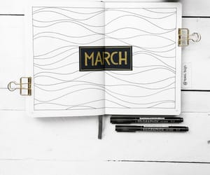 inspiracion, pens, and stationery image