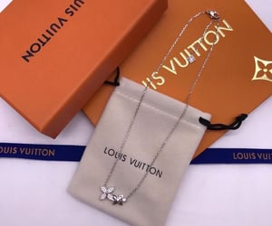 Louis Vuitton, brands, and jewelry image