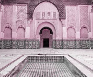 marrakech, tourism, and morocco image