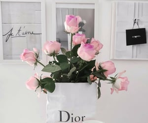 decor, dior, and fashion image