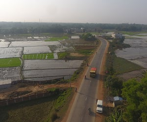 road and irrigation services india image