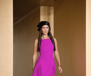 bella, bella hadid, and designer image