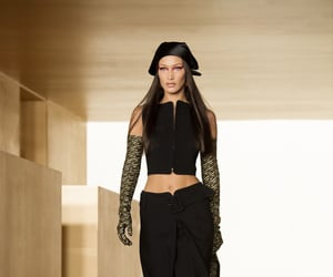 bella hadid, designer, and fashion image