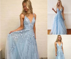 evening dresses, prom dresses, and prom 2021 image