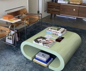 books, inspiration, and interior design image