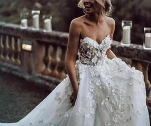 wedding dresses, bridal gowns, and mermaid wedding dresses image