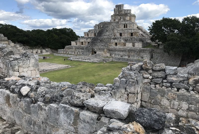article, mexico, and mayanruins image