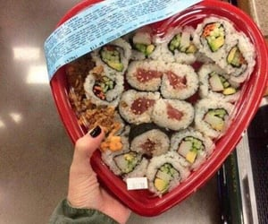 aesthetic, food, and heart image